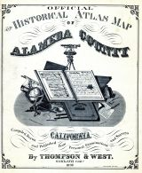 Title Page, Alameda County 1878